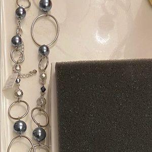 "23"" necklace. Lia Sophia"